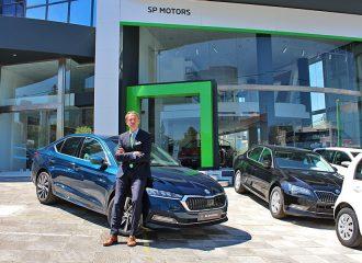 Συνέντευξη με τον κ. Βασίλη Σαρλή της SP Motors Skoda