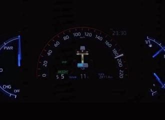 0-190 χλμ./ώρα με Toyota RAV4 Hybrid 218 hp (+video)