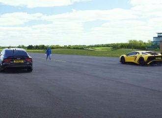 Audi RS 7 κατατροπώνει Aventador SV! (+video)