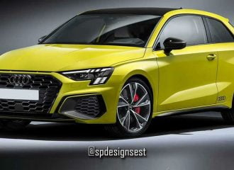 Σας έχει λείψει το τρίθυρο Audi S3;