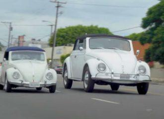 Ο «Σκαραβαίος» που επισκιάζει το Hummer (+video)