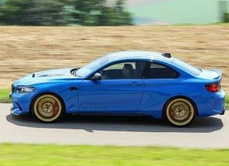 «Βόμβα» BMW M2 CS με 550 ίππους και 740 Nm