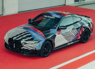 Πρώτη επίσημη εμφάνιση της νέας BMW M4 (+video)