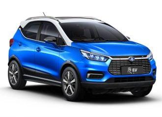 Κινεζικό ηλεκτρικό SUV 163 ίππων σε τιμή Fiat 500