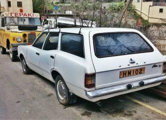 Τα εγκαταλελειμμένα αυτοκίνητα του «Αττίλα»