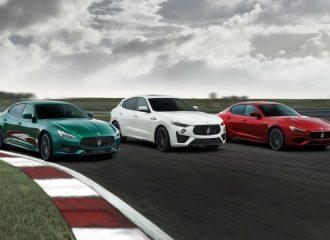 Νέες Maserati Trofeo με V8 Ferrari και 588 άλογα