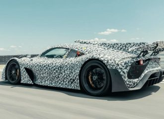 Η Mercedes-AMG Project ONE προκαλεί δέος (+video)