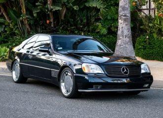 Νιώστε θρύλος με τη Mercedes του Μάικλ Τζόρνταν