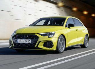 Νέο Audi S3 με 310 άλογα και 0-100 σε 4,8 δλ. (+video)