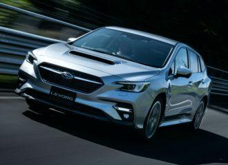 Το νέο Levorg δείχνει το μέλλον της Subaru (+video)