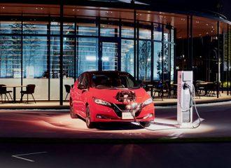 Nissan: «Πληρώστε το πάρκινγκ με ρεύμα!»