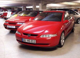 Το Opel Calibra 2ης γενιάς που δεν είδαμε ποτέ