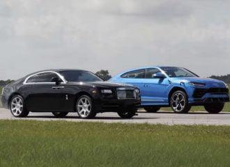 Έχει ελπίδα μια Rolls-Royce κόντρα στην Urus; (+video)