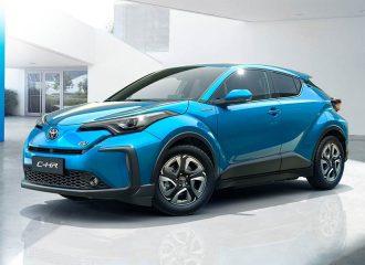 Πόσο… πάει το ηλεκτρικό Toyota C-HR;
