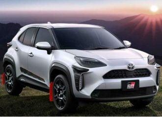 Βελτιωμένο Toyota Yaris Cross έτοιμο για ράλλυ