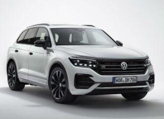 Το VW Touareg αποχαιρετά τον V8 TDI