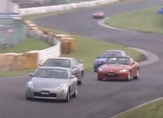 Nissan 350Z vs Skyline, M3, S2000 και Boxster (+video)
