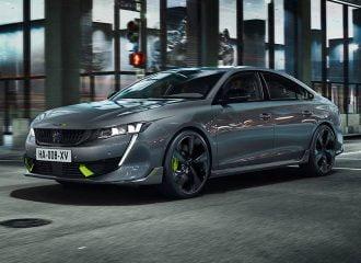 Νέο σπορ 508 Peugeot Sport Engineered 360 PS