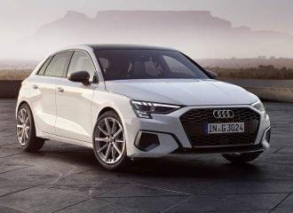 To νέο Audi A3 Sportback 30 g-tron CNG καίει ψιλά