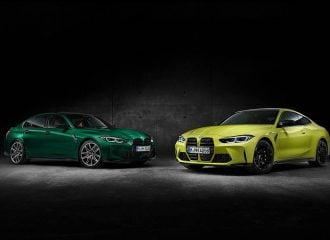 Διέρρευσαν οι νέες BMW M3 και Μ4
