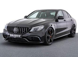 «Προσφορά» Brabus Mercedes-AMG C 63 S 650 PS