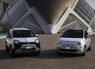 Νέα Fiat 500 και Panda Hybrid: Ηγέτες της πόλης!