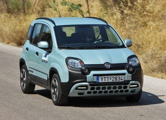 Δοκιμή Fiat Panda 1.0 70hp Hybrid