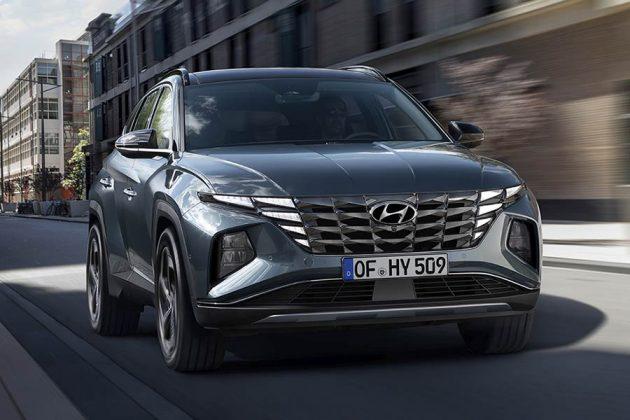 Hyundai Tucson 2020 12