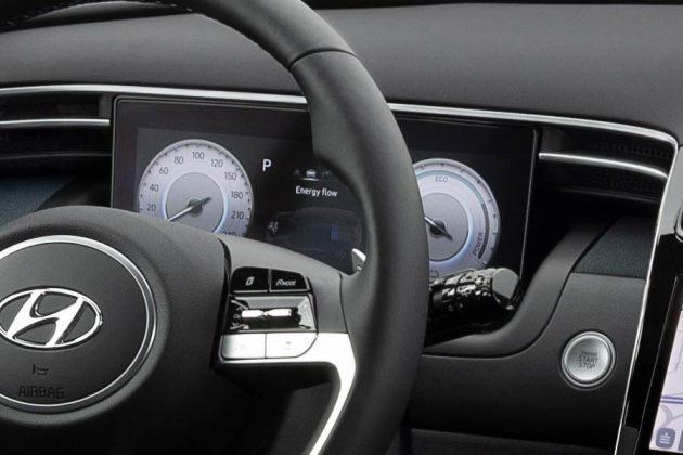 Hyundai Tucson 2020 13