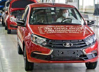 Επέτειος 30 εκατομμυρίων για την Lada (+video)