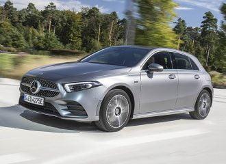 Νέα Mercedes A 250 e 1.33 λτ. με τιμή 43.600 ευρώ