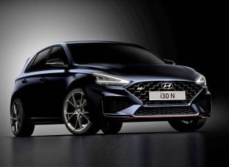 Νέο Hyundai i30 N και με 8άρι αυτόματο κιβώτιο