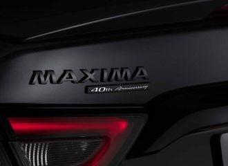 Επετειακό Nissan Maxima για τα 40 χρόνια