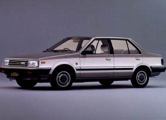 Ποιες πρωτιές είχε το Nissan Sunny του 1981;