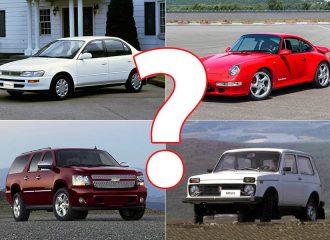 Ποιο είναι το μακροβιότερο όνομα στην αυτοκίνηση;