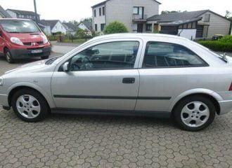 Opel Astra 20 ετών είναι ακόμα άστρωτο!