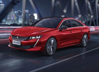 Ντεμπούτο για το νέο Peugeot 508 L «2021»