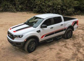 Τρόμος το νέο Ford Ranger Tremor των 270 ίππων