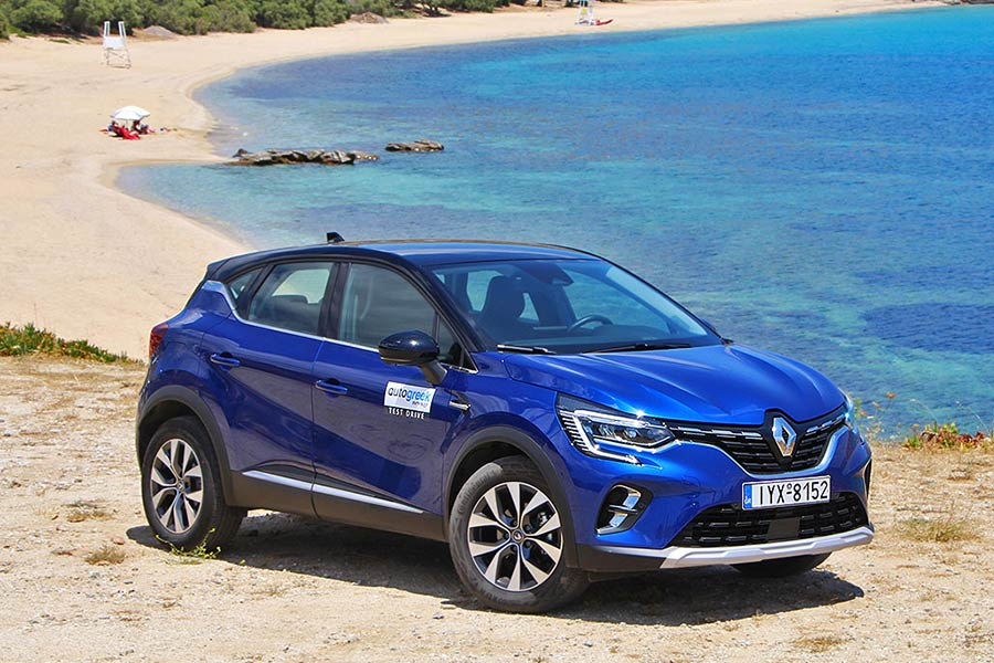 Renault Captur Βενζίνη ή LPG; Ποιο συμφέρει;