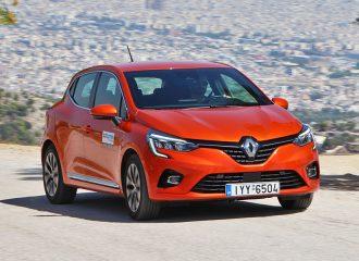 Δοκιμή Renault Clio 1.5 Blue dCi 115 hp