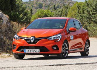Ποιο Renault Clio να αγοράσω; Βενζίνη ή υγραέριο;