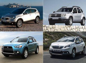 Μεταχειρισμένα ντίζελ SUV σε χαμηλές τιμές