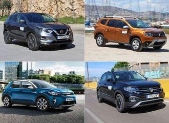 Πλούσια SUV μοντέλα σε χαμηλές τιμές