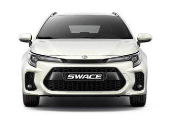 Νέο Suzuki Swace βασισμένο στο Corolla