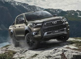 Ήρθε το νέο Toyota Hilux. Δείτε τις τιμές