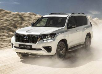 Νέο Toyota Land Cruiser με ισχυρότερο ντίζελ