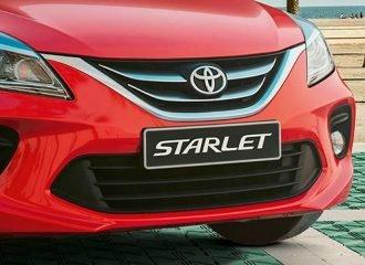 Το νέο Toyota Starlet είναι γεγονός!