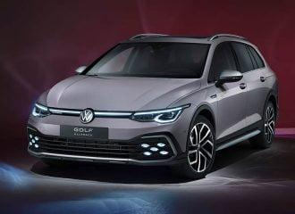 Νέο VW Golf Variant και crossover Alltrack