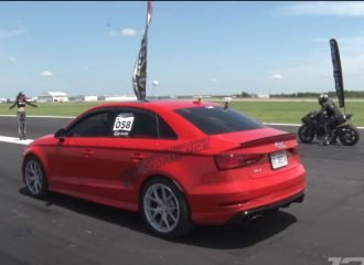 Audi RS 3 900 ίππων «αφανίζει» τους πάντες (+video)