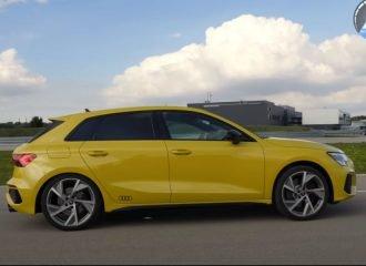 «Σφεντόνα» το νέο Audi S3 (+video)